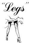 """Legs Performing Arts"" Logo"