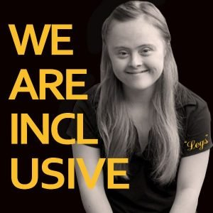 we are inclusive